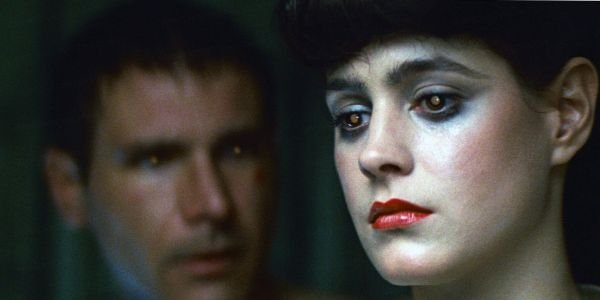 Sean Young Harrison Ford Blade Runner