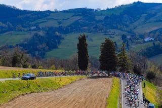 Settimana Internazionale Coppi e Bartali 2019 34th Edition 3rd stage Forli Forli 1662 km 29032019 Scenery photo Dario BelingheriBettiniPhoto2019