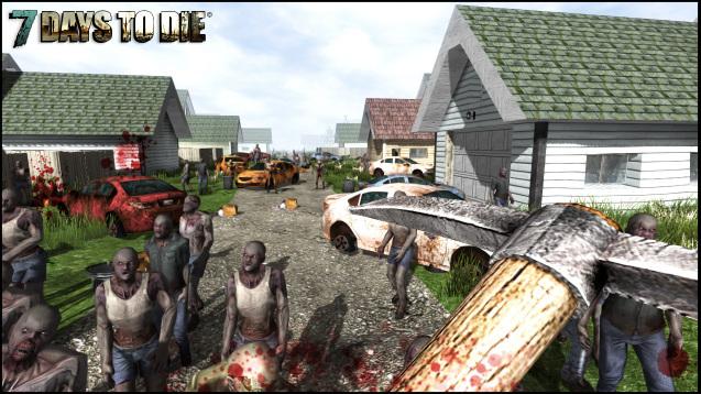 7 Days To Die Returns To Steam #29494