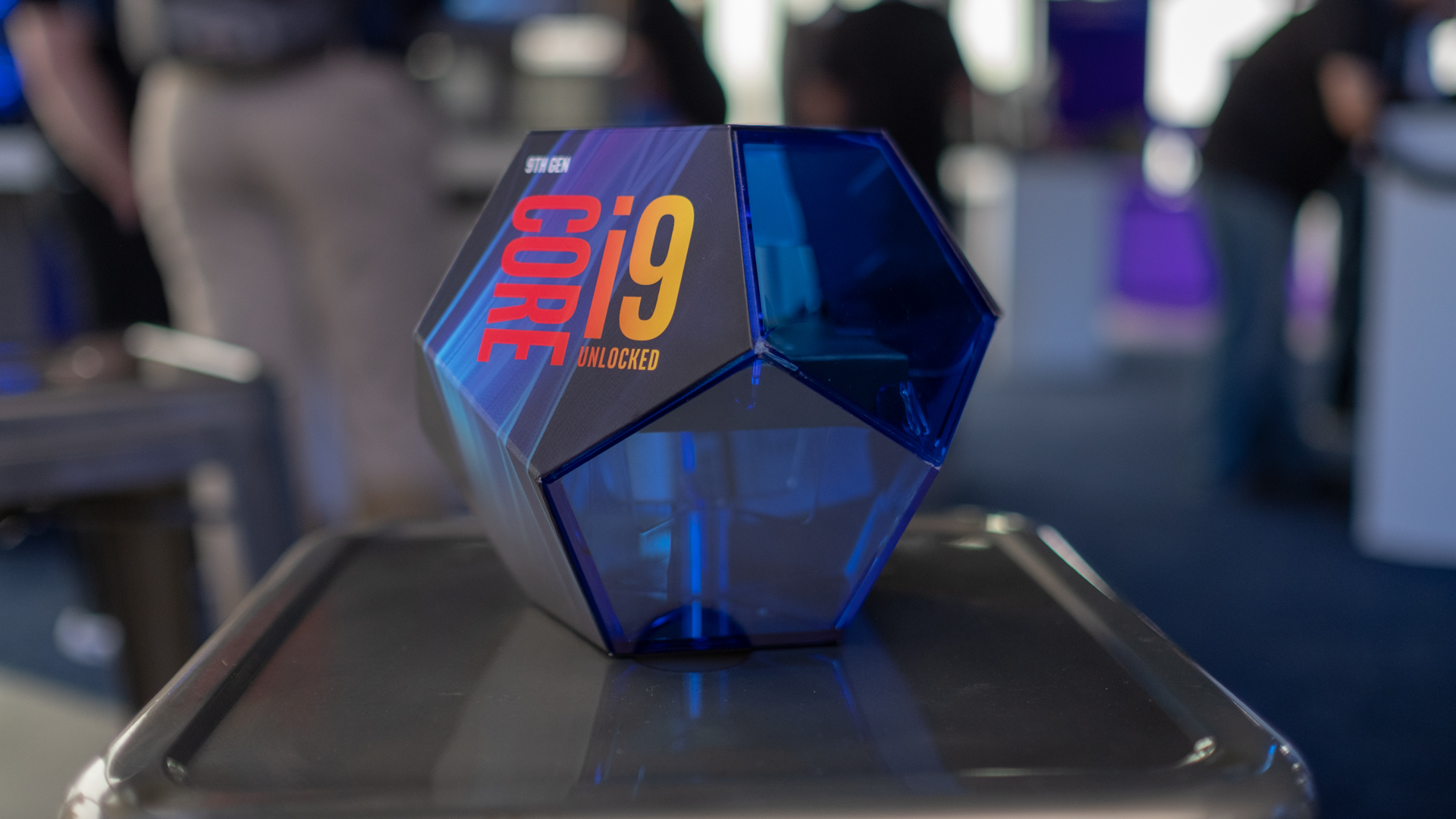 Intel announces Core i9-9900KS October launch with a swipe