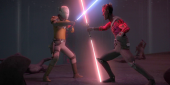 How The Star Wars Rebels Season 2 Finale Originally Handled Darth Maul