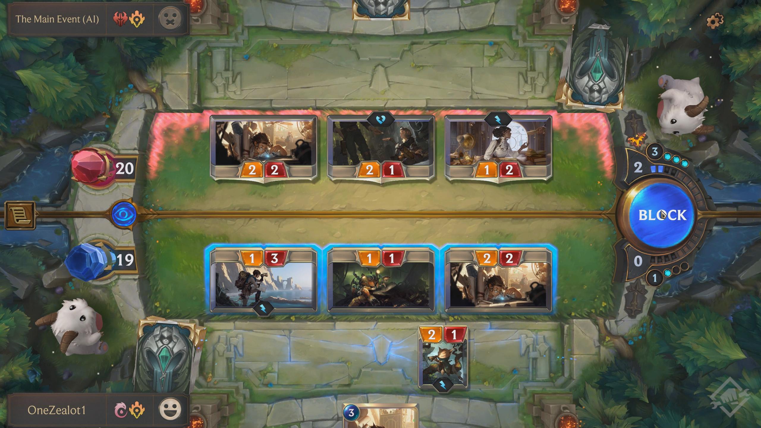 Legends of Runeterra guide: How to play Legends of Runeterra | PC Gamer