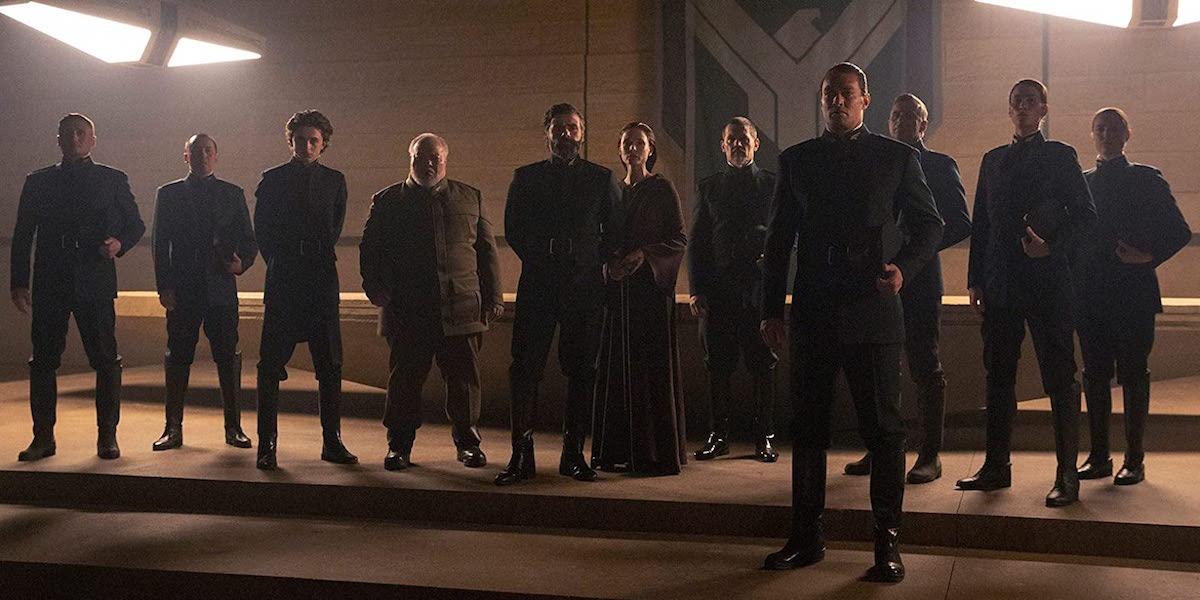 Denis Villeneuve S Dune An Updated Cast List Cinemablend