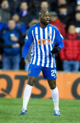 Kilmarnock v Rangers – William Hill Scottish Cup – Fifth Round – Rugby Park
