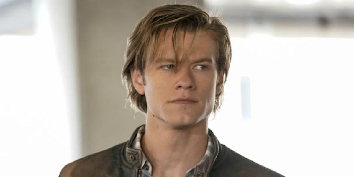 Lucas Till as cbs' Macgyver