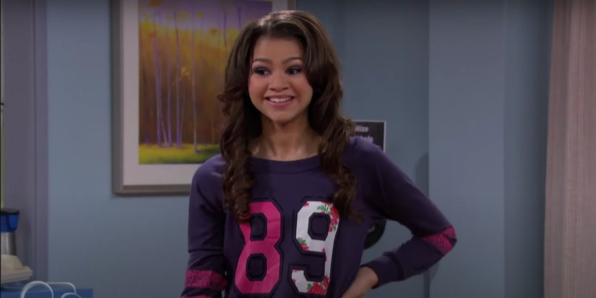 Zendaya in Shake It Up