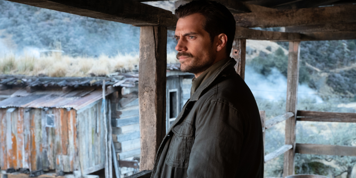 Henry Cavill not ready to hand over Superman role