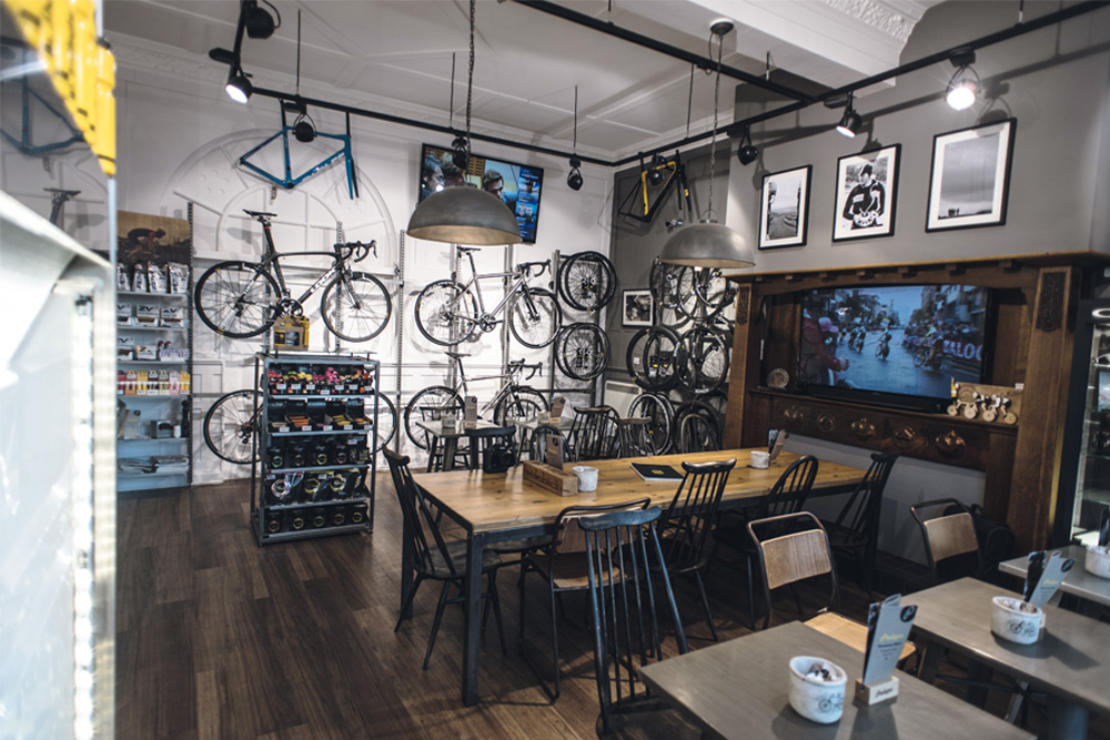 The changing face of the british bike shop cycling weekly for Bmx store