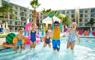 The Secret Life of 5 Year Olds on holiday