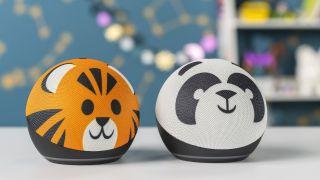 New Amazon Echo Dot Kids Edition 2020