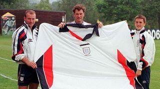 Shearer Owen Hoddle England