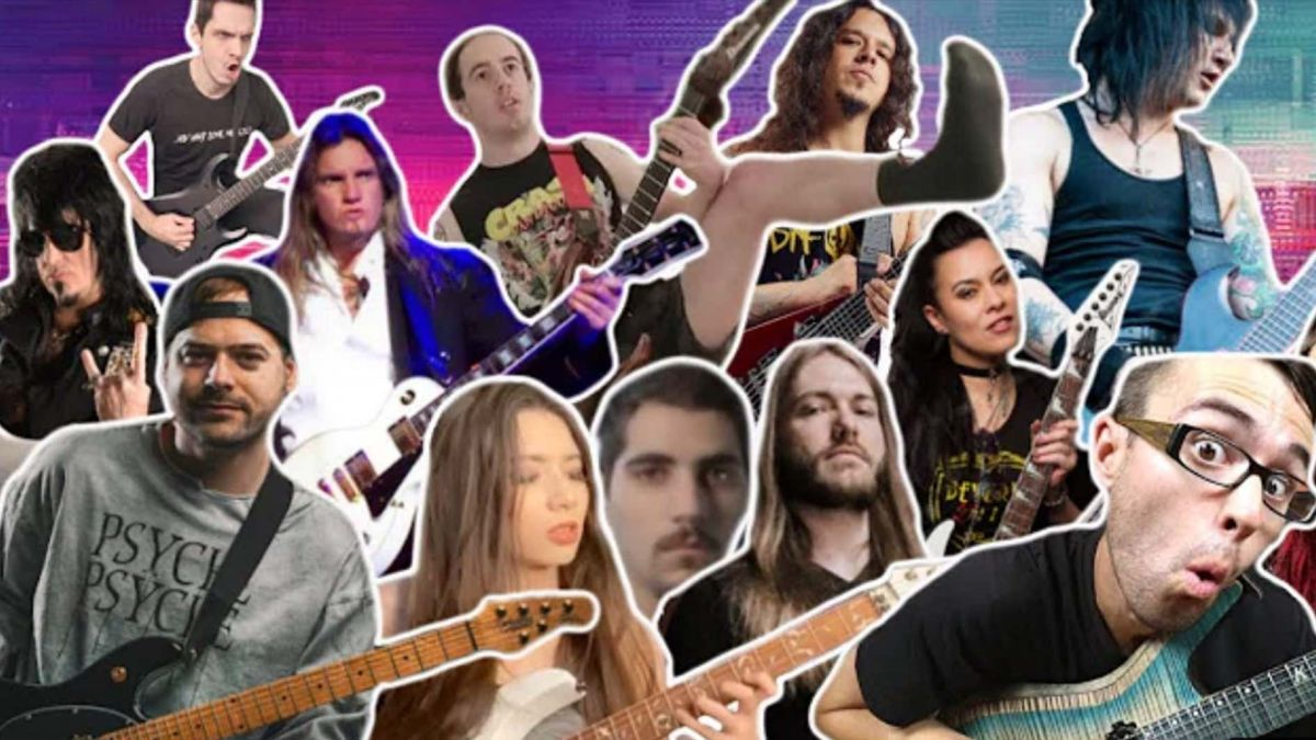 This might be one of the most star-studded YouTube guitar collaborations you'll ever see