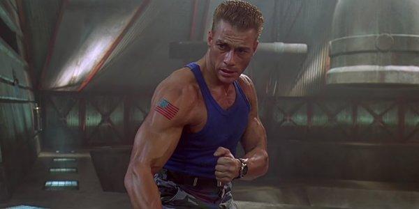 Jean-Claude Van Damme Guile Street Fighter