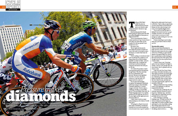 Cycle Sport July: out now!