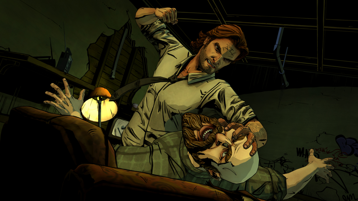 The Wolf Among Us 2 is happening