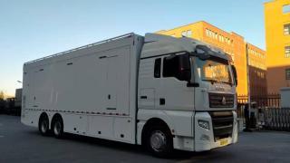 Cobalt Yangquan TV OB Truck
