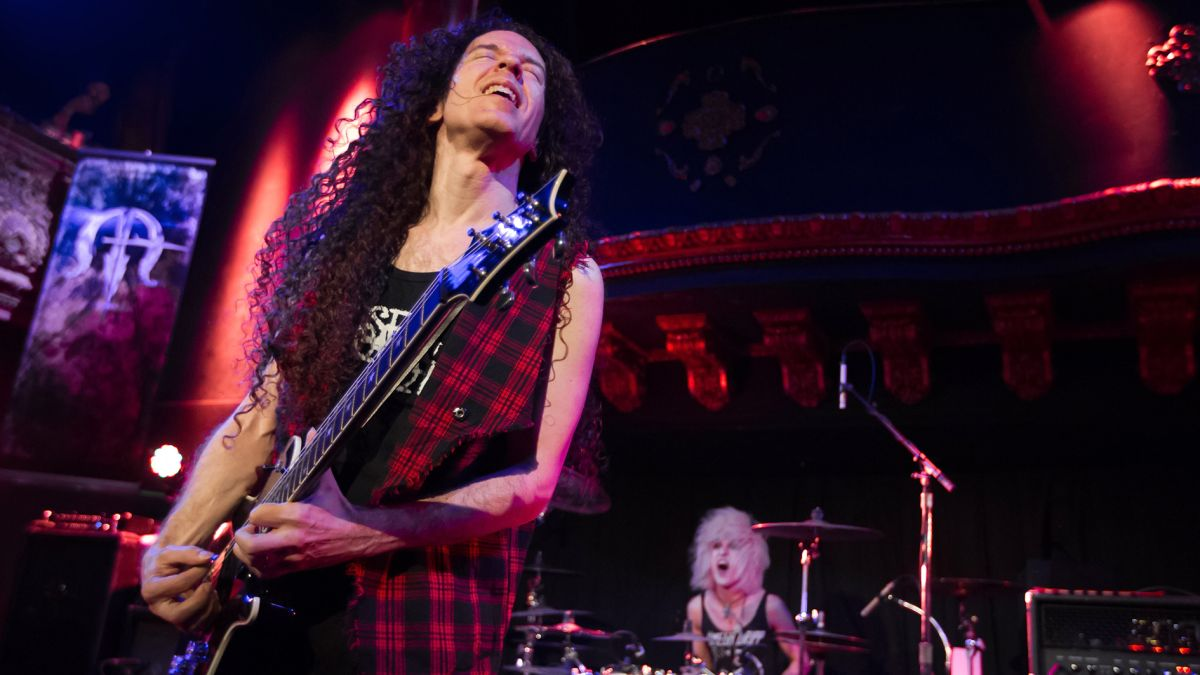 """Marty Friedman explains why """"playing slow is a thousand times more difficult than playing fast"""""""
