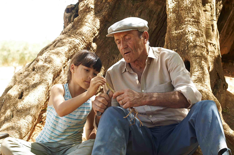 The Olive Tree Iciar Bollain Ines Ruiz, Manuel Cucala