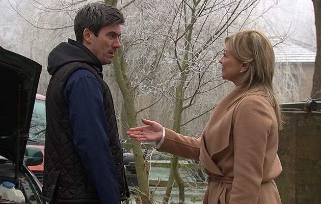Emmerdale spoiler: Kim Tate vows to get Cain JAILED for Joe