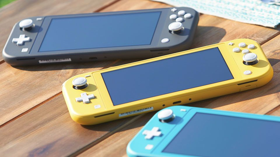The new Nintendo Switch Lite undermines what made the original Switch so special