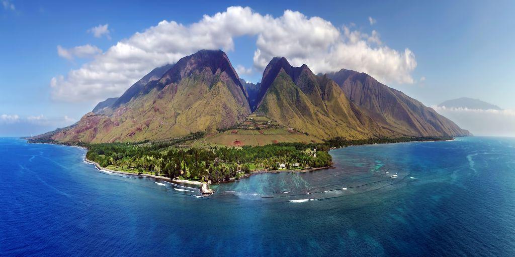 As ilhas havaianas não se afogam no mar por milhões de anos, aqui está o porquê