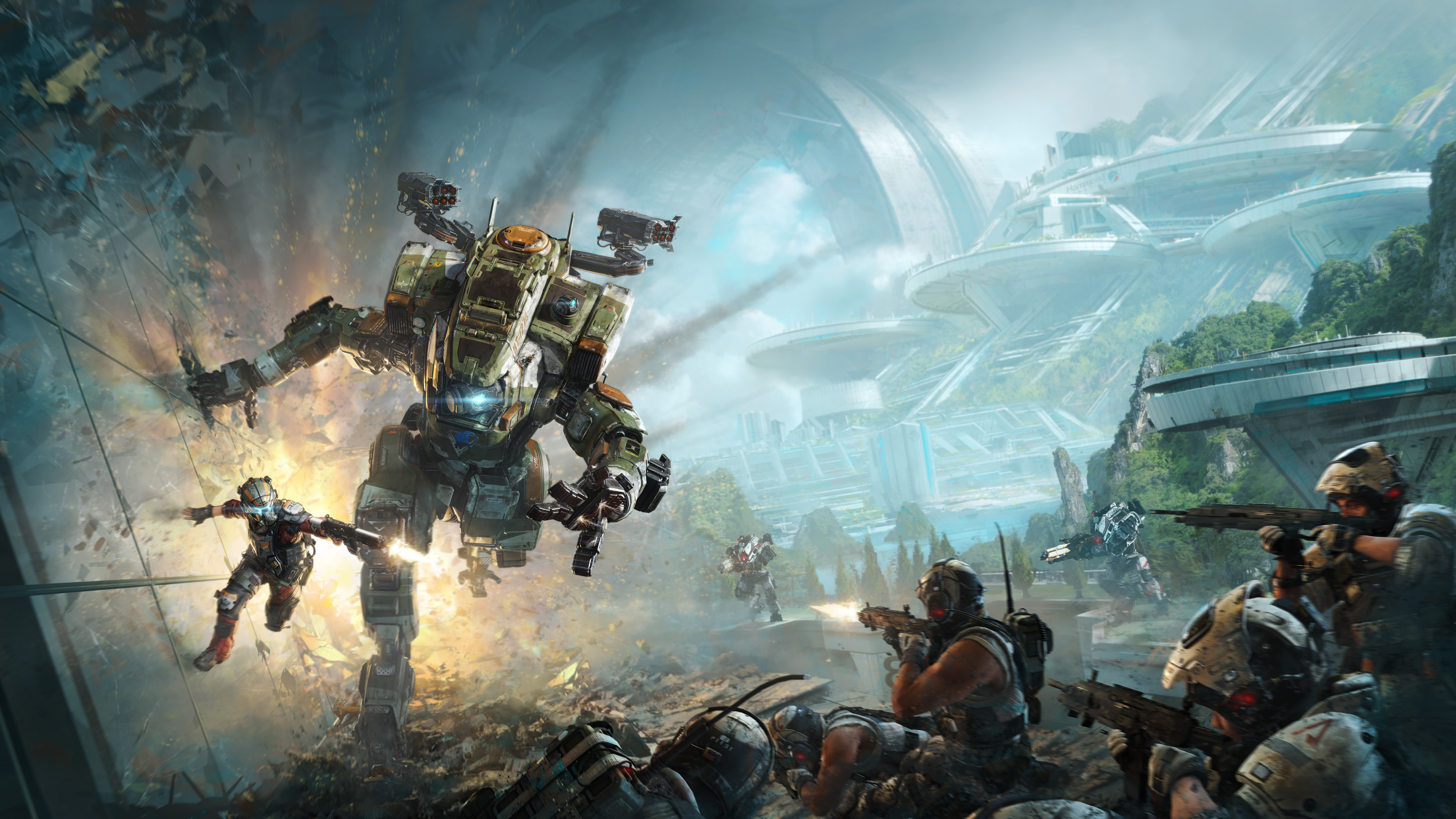 Titanfall 2's very detailed system requirements tell you