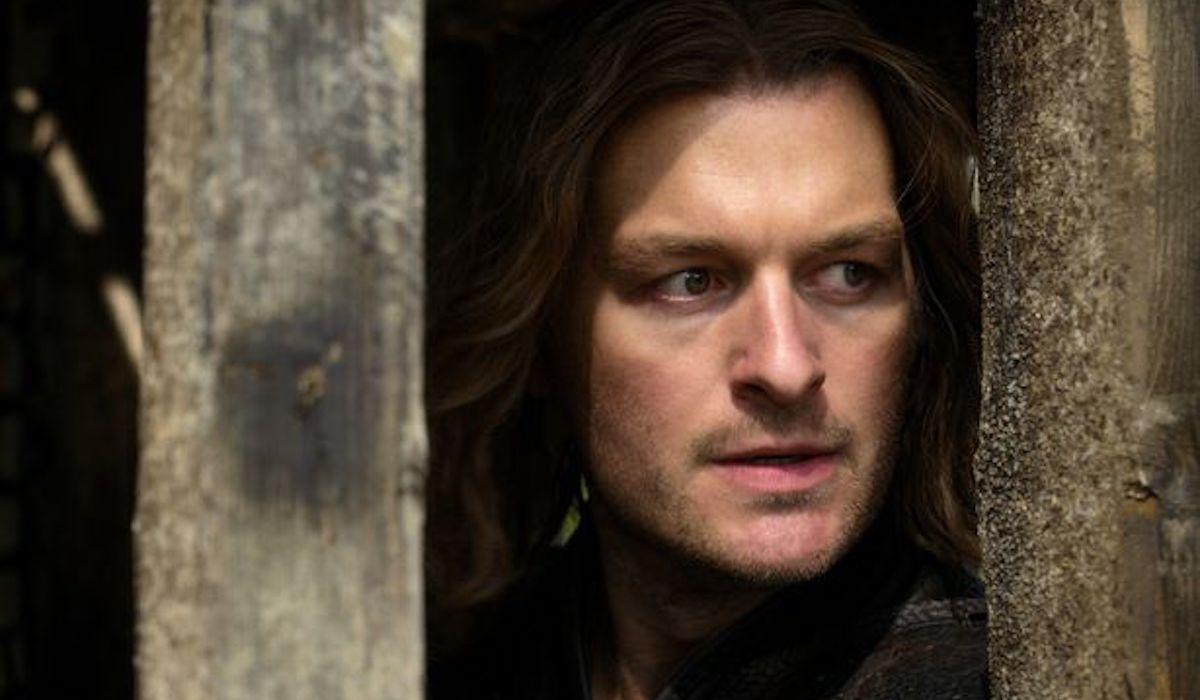 Matt Stokoe as Gawain / Green Knight in Cursed
