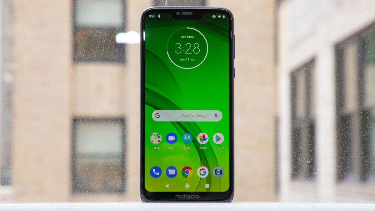 Moto G7 Power Review: Amazing Battery Life for $250 | Tom's Guide