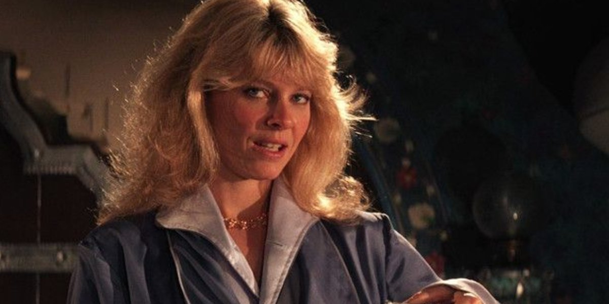 Kate Capshaw as Willie Scott in Indiana Jones and the Temple of Doom