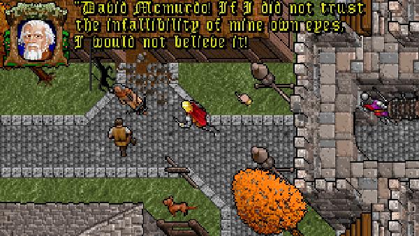 Лучшие ролевые игры - Ultima VII: Черные ворота
