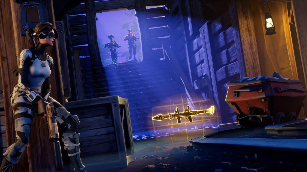 fortnite battle royale will add loot llamas next week plus xbox one crossplay coming in - future of fortnite battle royale
