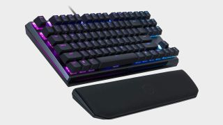 Save $40 on this RGB tenkeyless from Cooler Master at Amazon