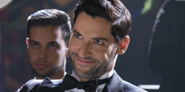 Lucifer Tom Ellis Lucifer Morningstar Netflix