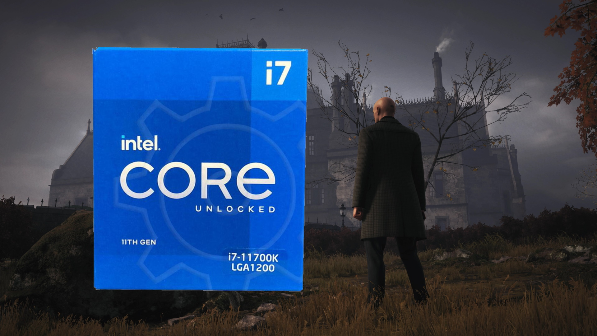 Intel to bundle Hitman 3 with its Rocket Lake CPUs