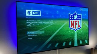The NFL on Paramount Plus