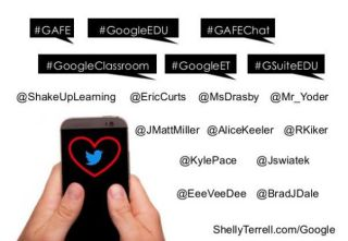 Get Your Google On! 17 Google Gurus and Hashtags to Follow!