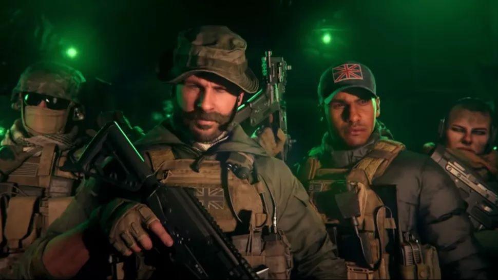 Call Of Duty Modern Warfare Season 4 Release Date Operators