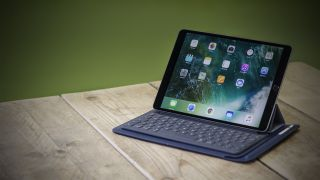 The iPad Pro 10.5 (image credit: TechRadar)
