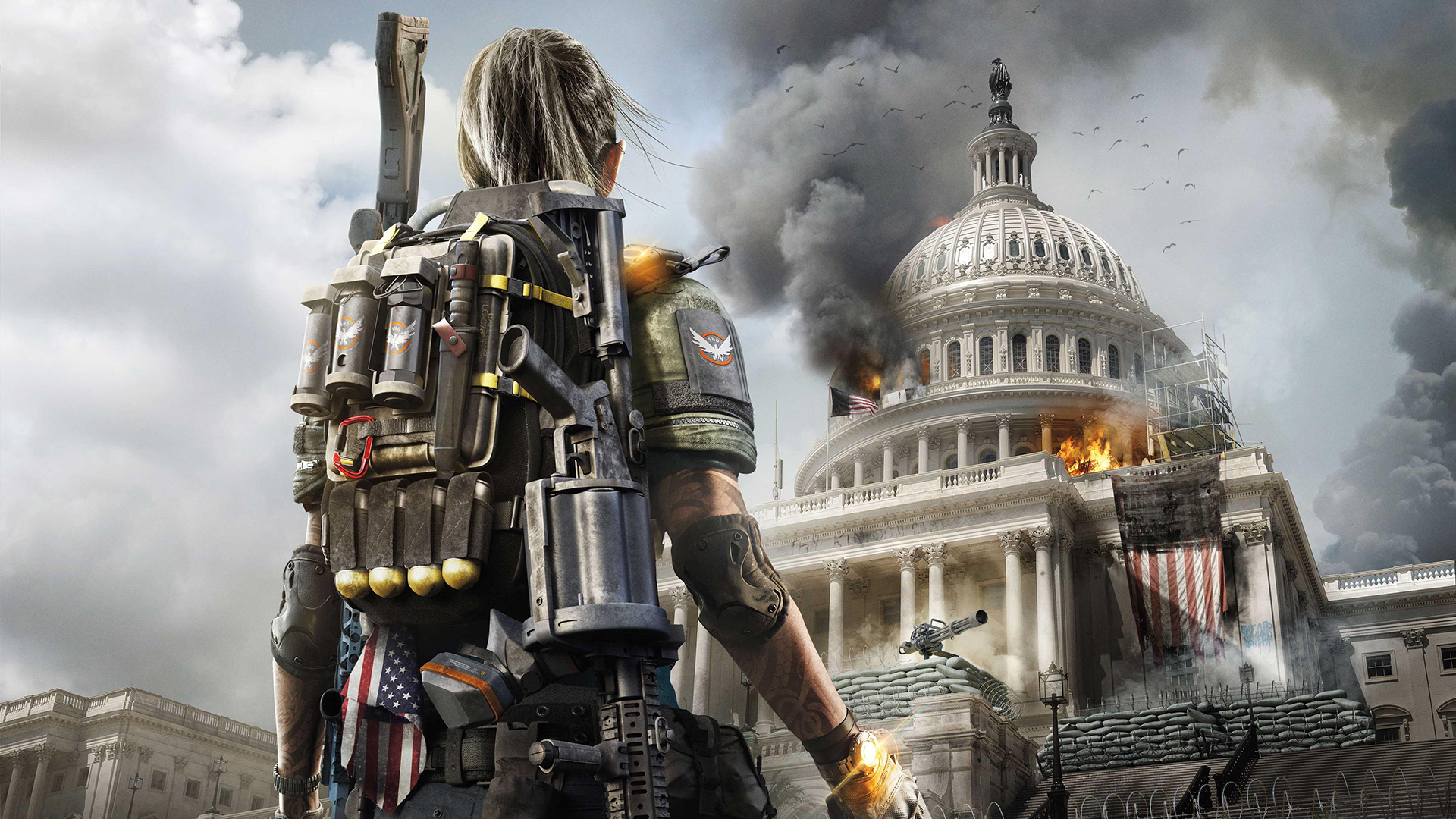 The Division 2 settings, system requirements, and