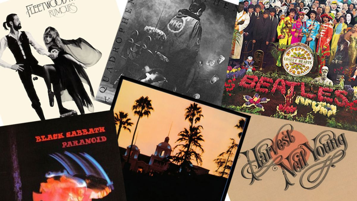 The 15 Best Classic Rock Albums To Own On Vinyl Louder