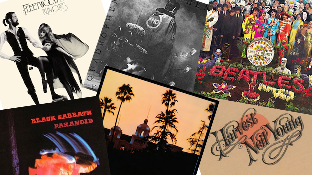 Best Rock Albums 2020.The 15 Best Classic Rock Albums To Own On Vinyl Louder