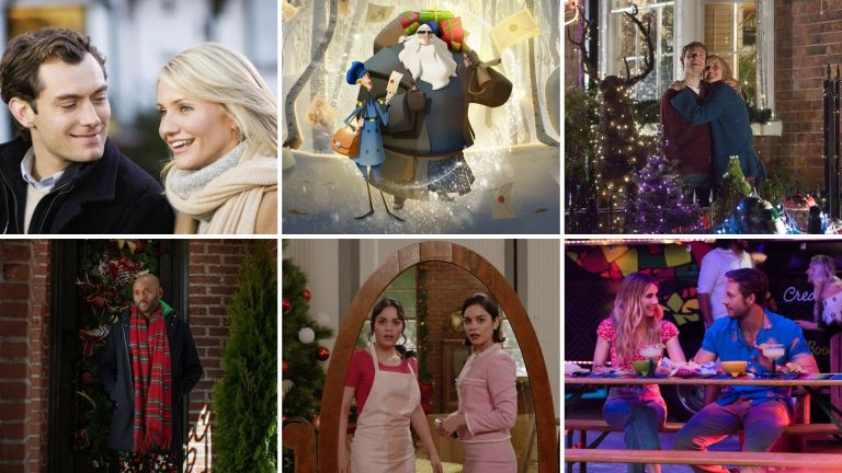 Best Christmas movies on Netflix including The Holiday, Klaus, Nativity, Holiday Rush, The Princess Switch and The Holidate