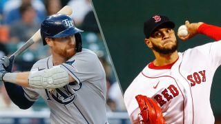 Jordan Luplow and Eduardo Rodriguez will face of in the Rays vs Red Sox live stream