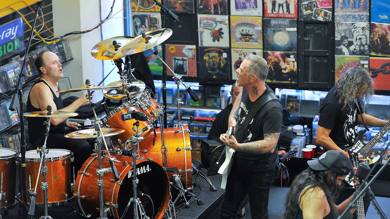 Lars Ulrich: Why Vinyl Matters