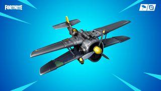 Fortnite X-4 Stormwing plane