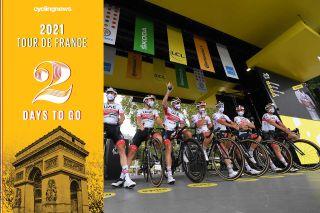 Countdown to the Tour de France 2021