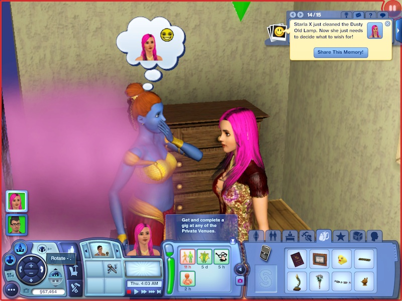 The Sims 3 Showtime Expansion Pack Review: Music, Magic And Acrobatics #21050