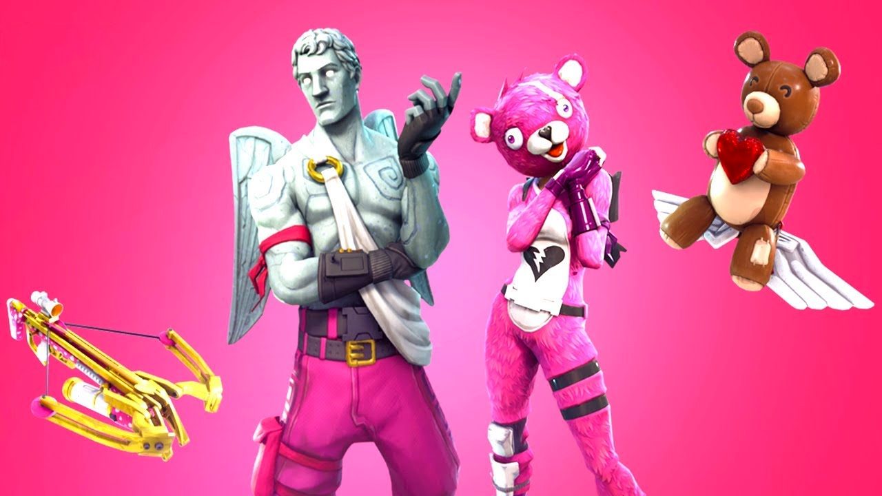 Celebrate Valentines Day With Creepy Bear Costumes And Crossbows In