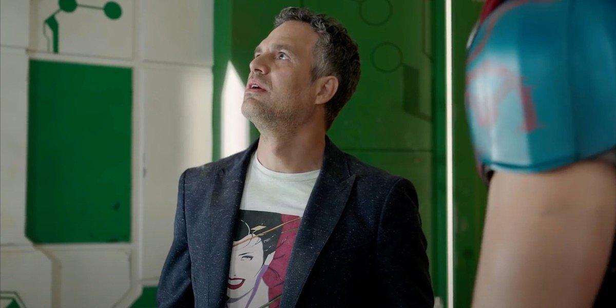 Avenger Mark Ruffalo Shares Hilariously Awkward Photo For Superhero Day
