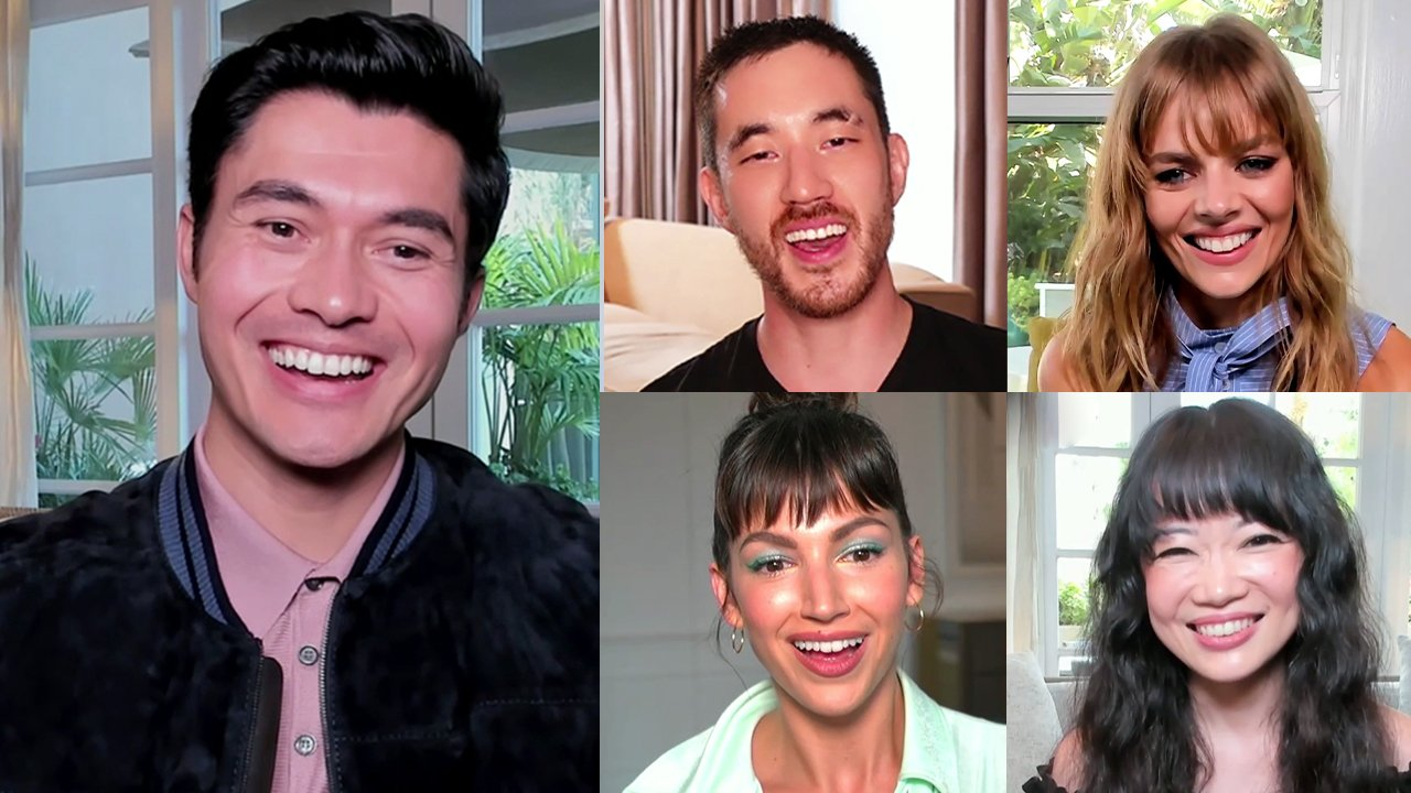 'Snake Eyes' Interviews With Henry Golding, Samara Weaving And More!